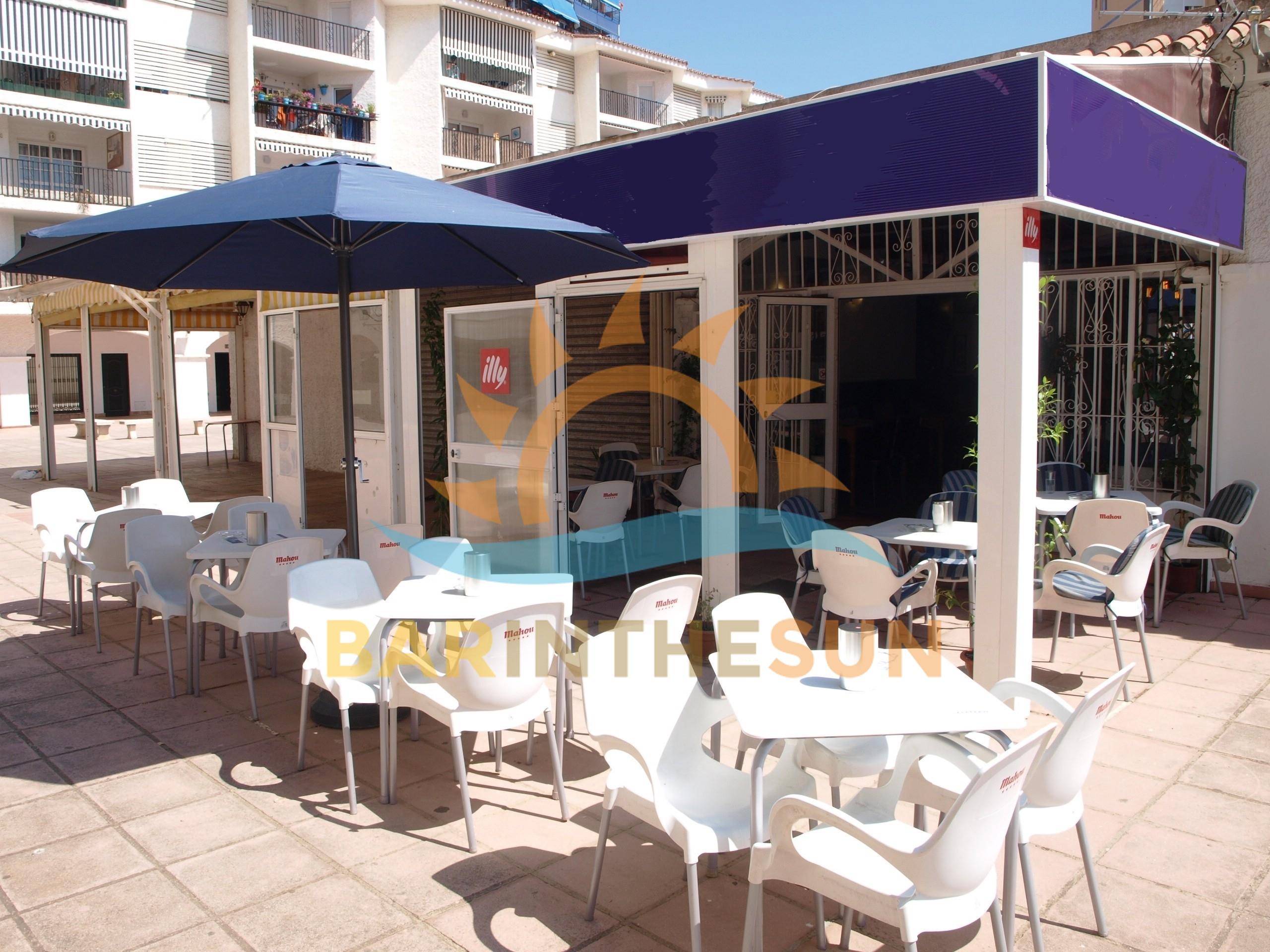 Bargain Priced Benalmadena Cafe Bars For Sale, Bars For Sale in Spain