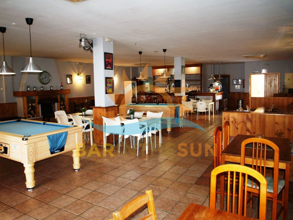 Cafe Sports Bar For Sale in Fuengirola, Businesses For Sale Costa Del Sol