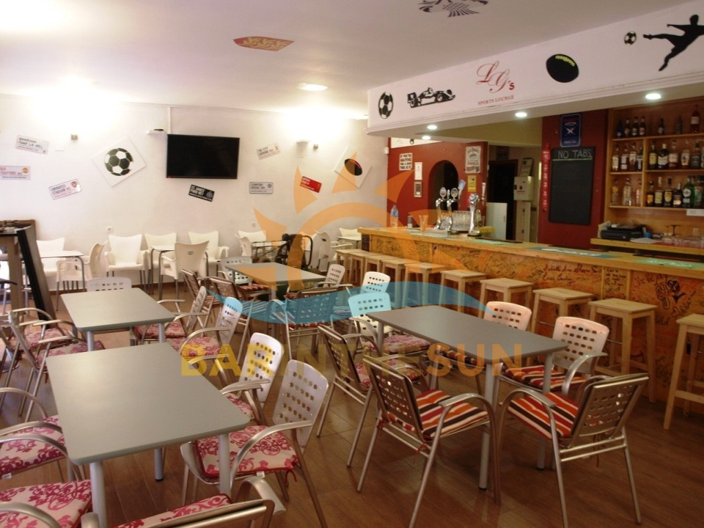 Lounge Sports Bars For Sale in Los Boliches Costa Del Sol in Spain