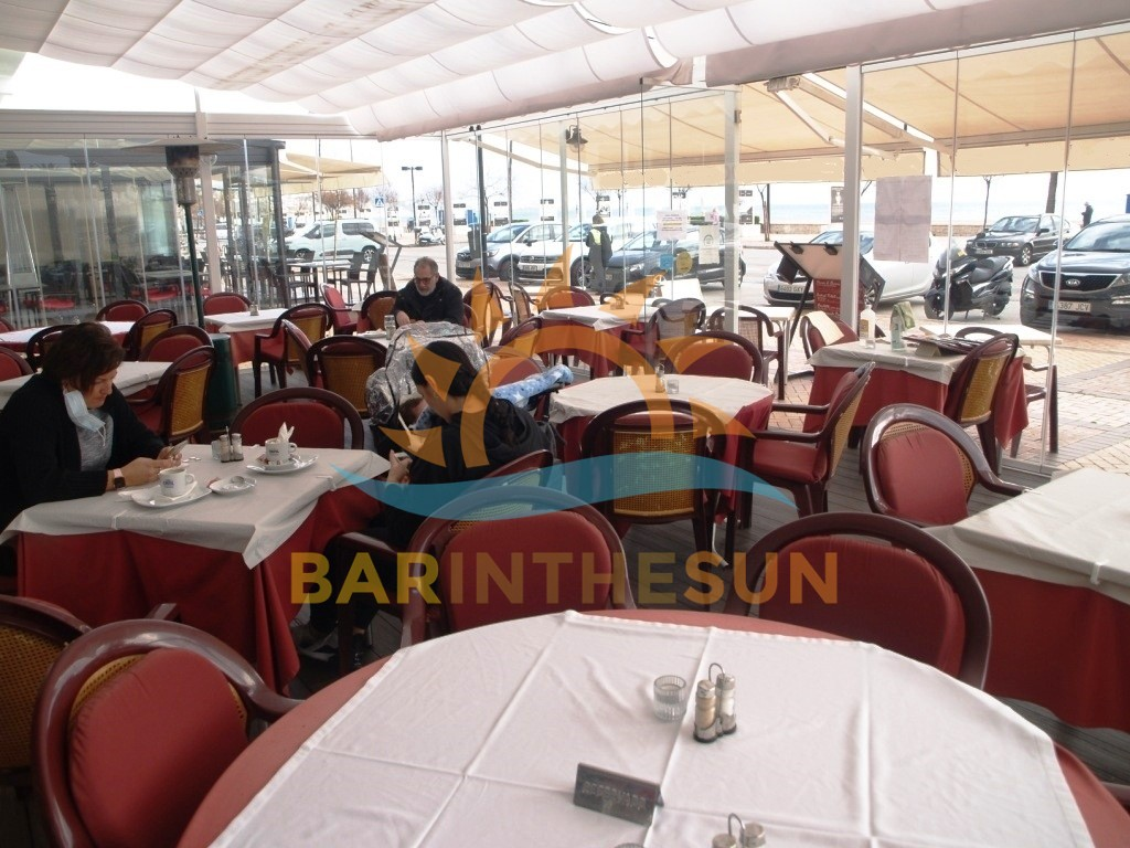 Los Boliches Seafront Bar Restaurants For Sale, Costa del Sol Seafront Bar Restaurants For Sale