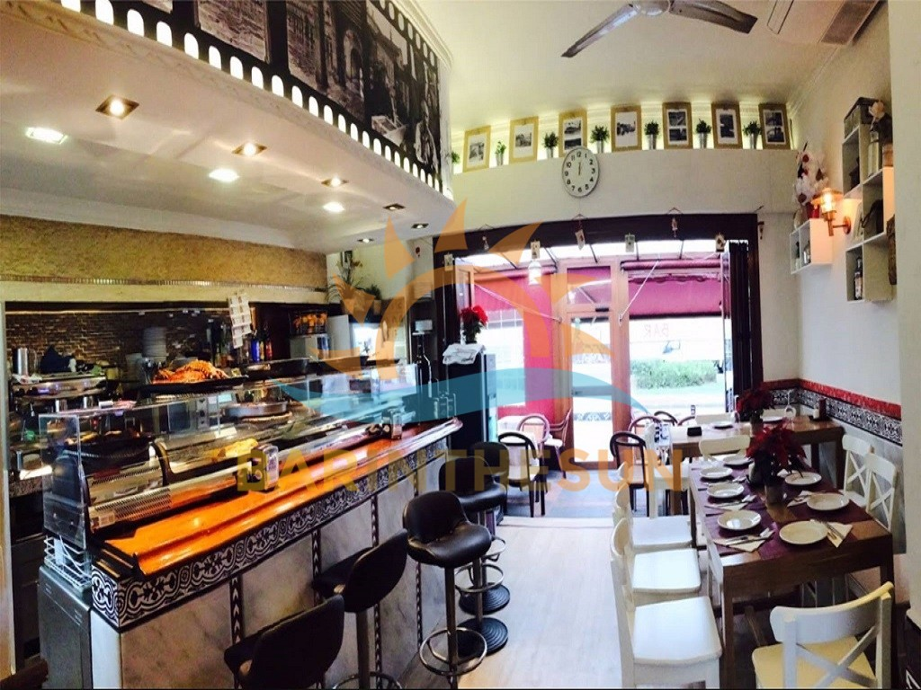 Los Boliches Cafe Bistro Bars For Sale. Commercials For Sale in Spain
