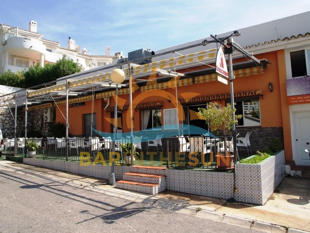 Bar Restaurants For Sale in Spain, Mijas Costa Bar Restaurants For Sale