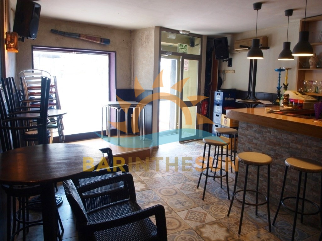 Freehold Torremolinos Drinks Bars For Sale, Freehold Commercials For Sale in Spain