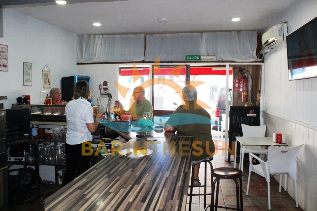 Cafe Bars in Torremolinos For Sale, Bars For Sale on The Costa Del Sol
