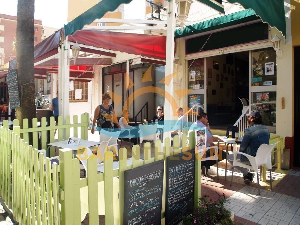 Montemar Cafe Bars For Sale, Costa del Sol Businesses For Sale