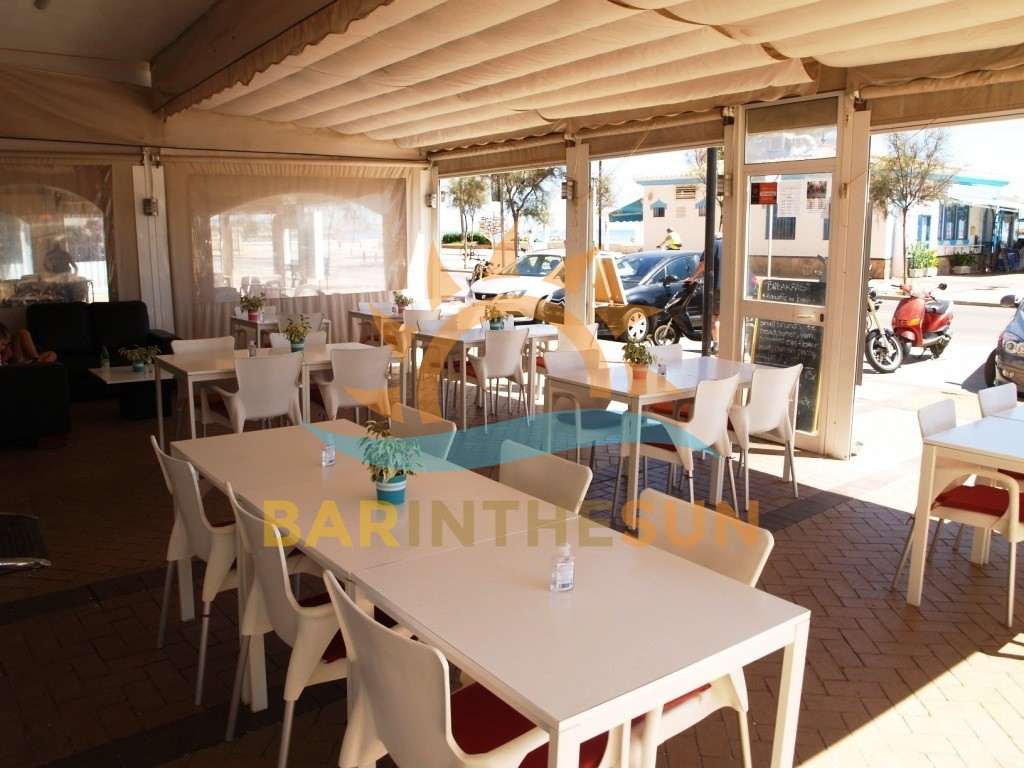 Seafront Cafe Bars For Sale in Spain, Costa Del Sol Seafront Cafe Bars For Sale