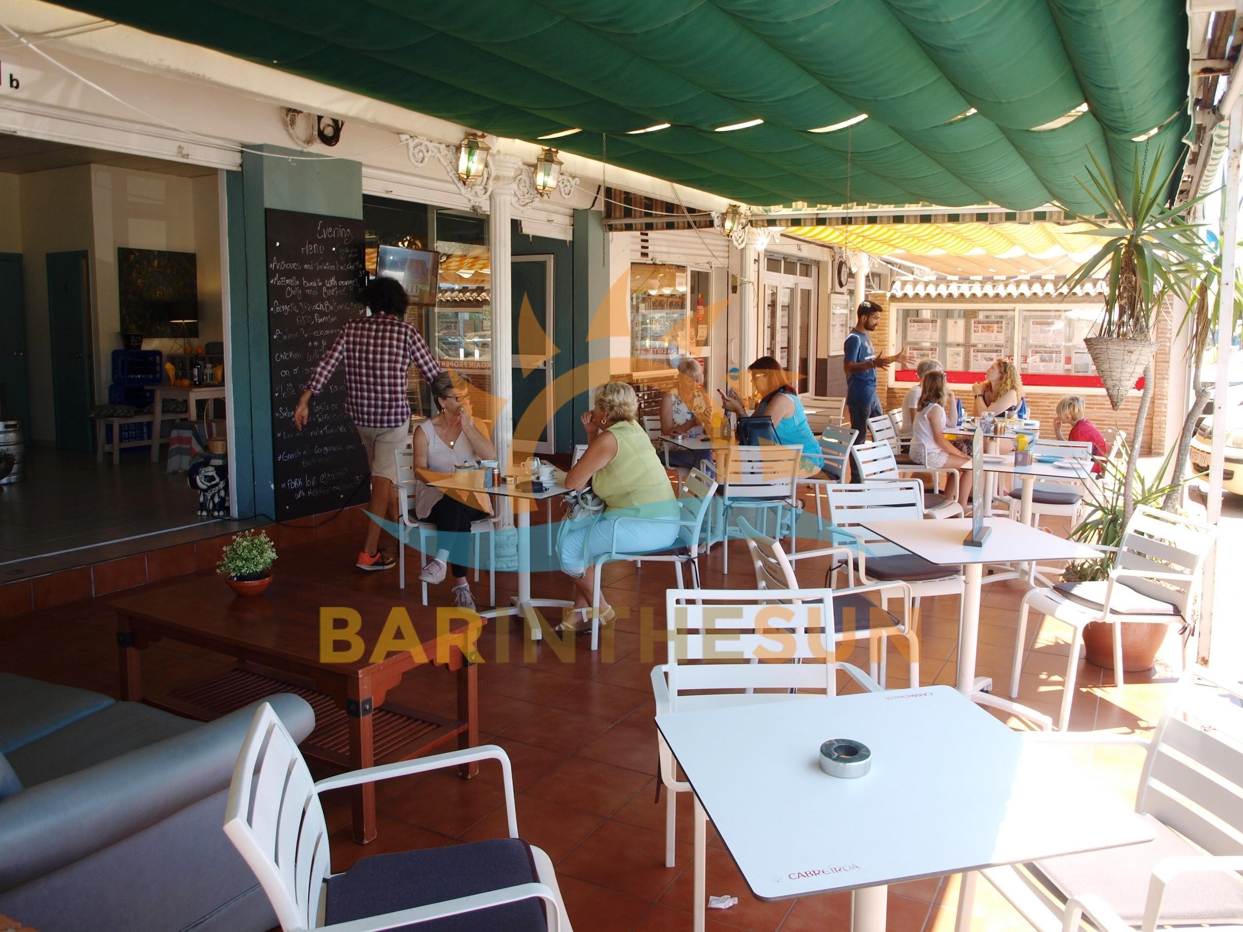 Cafe Bars in Mijas Costa For Sale, Costa Del Sol Cafe Bars For Sale