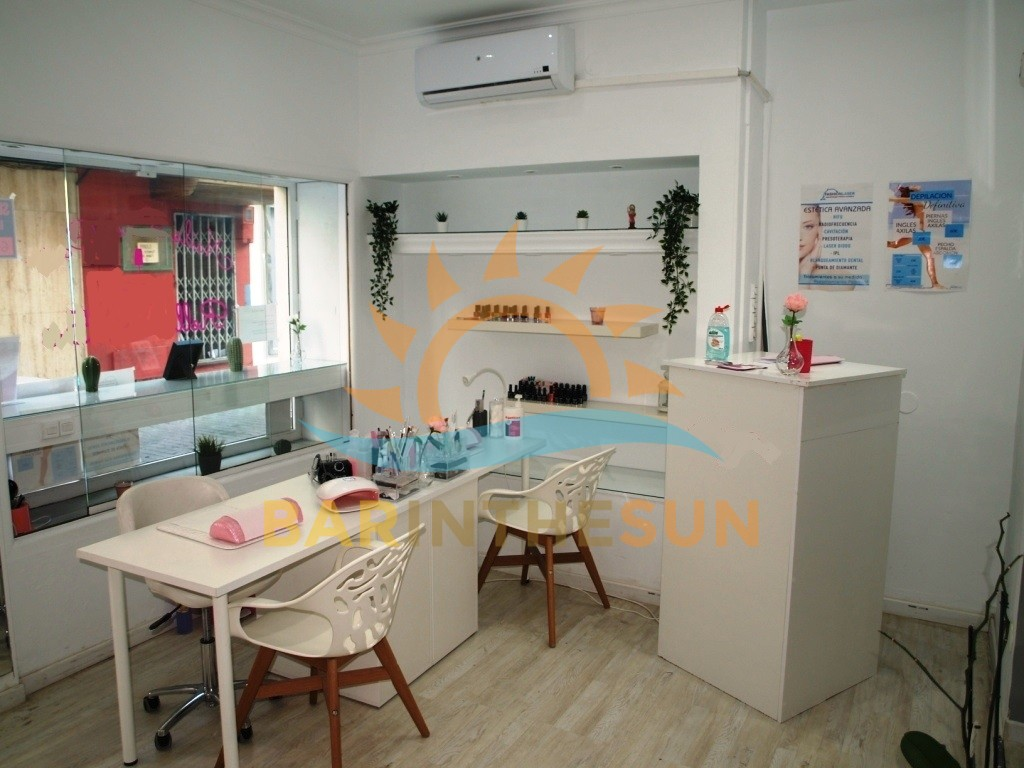 Fuengirola Nail And Beauty Salons For Sale, Costa Del Sol Nail And Beauty Salons For Sale