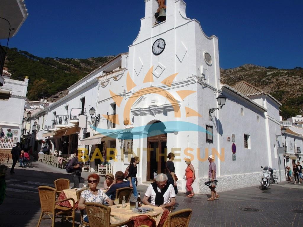 Mijas Pueblo Bar Restaurants For Sale, Restaurants For Sale Costa del Sol