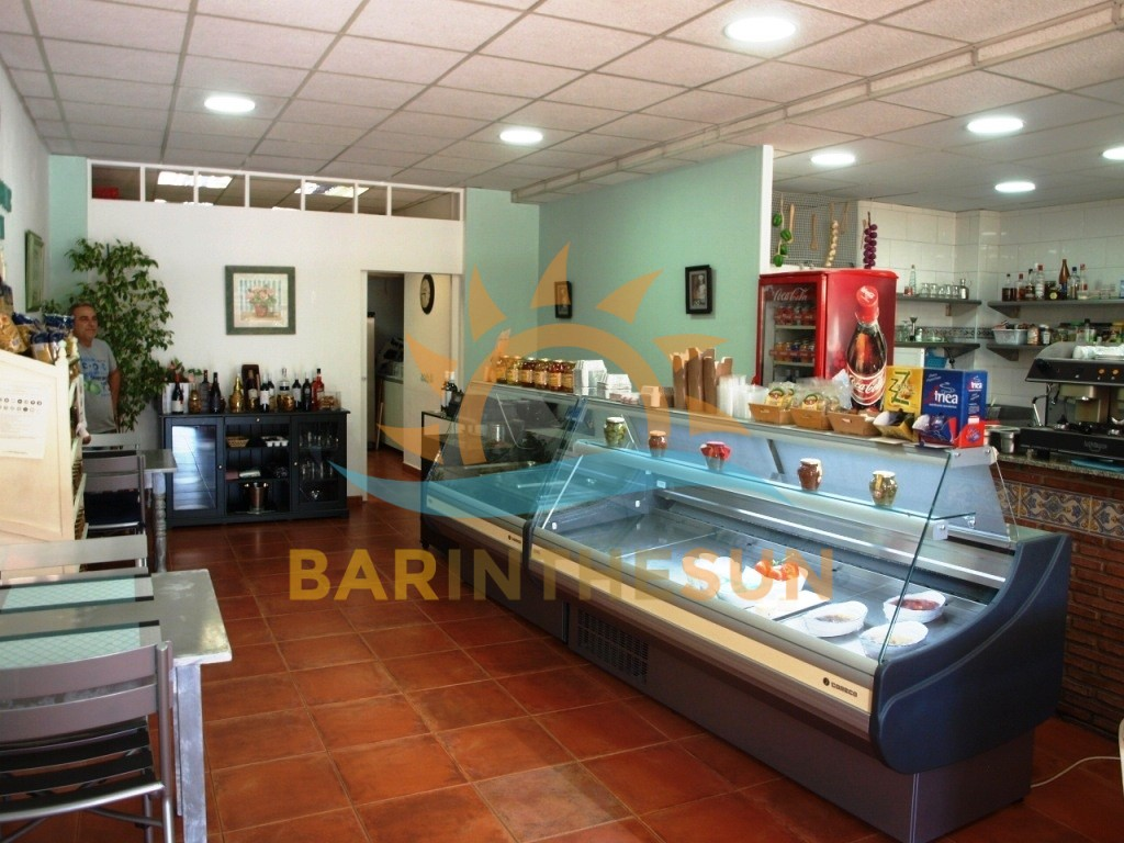 Costa del Sol Takeaway Fast Food Bar For Sale, Businesses For Sale in Spain
