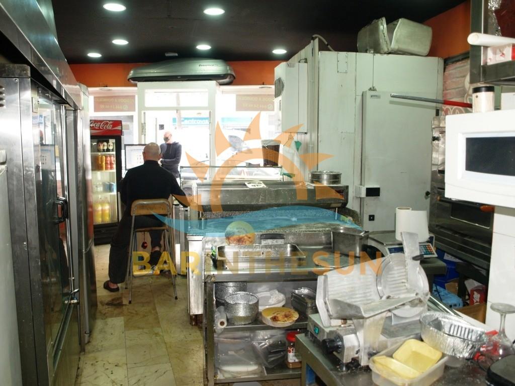 Torremolinos Takeaway Fast Food Bars For Sale, Torremolinos Businesses For Sale