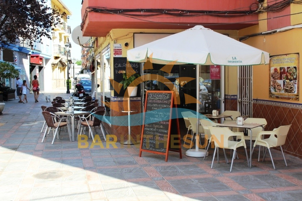 Businesses For Sale Costa Del Sol, Cafe Bars For Sale in Fuengirola