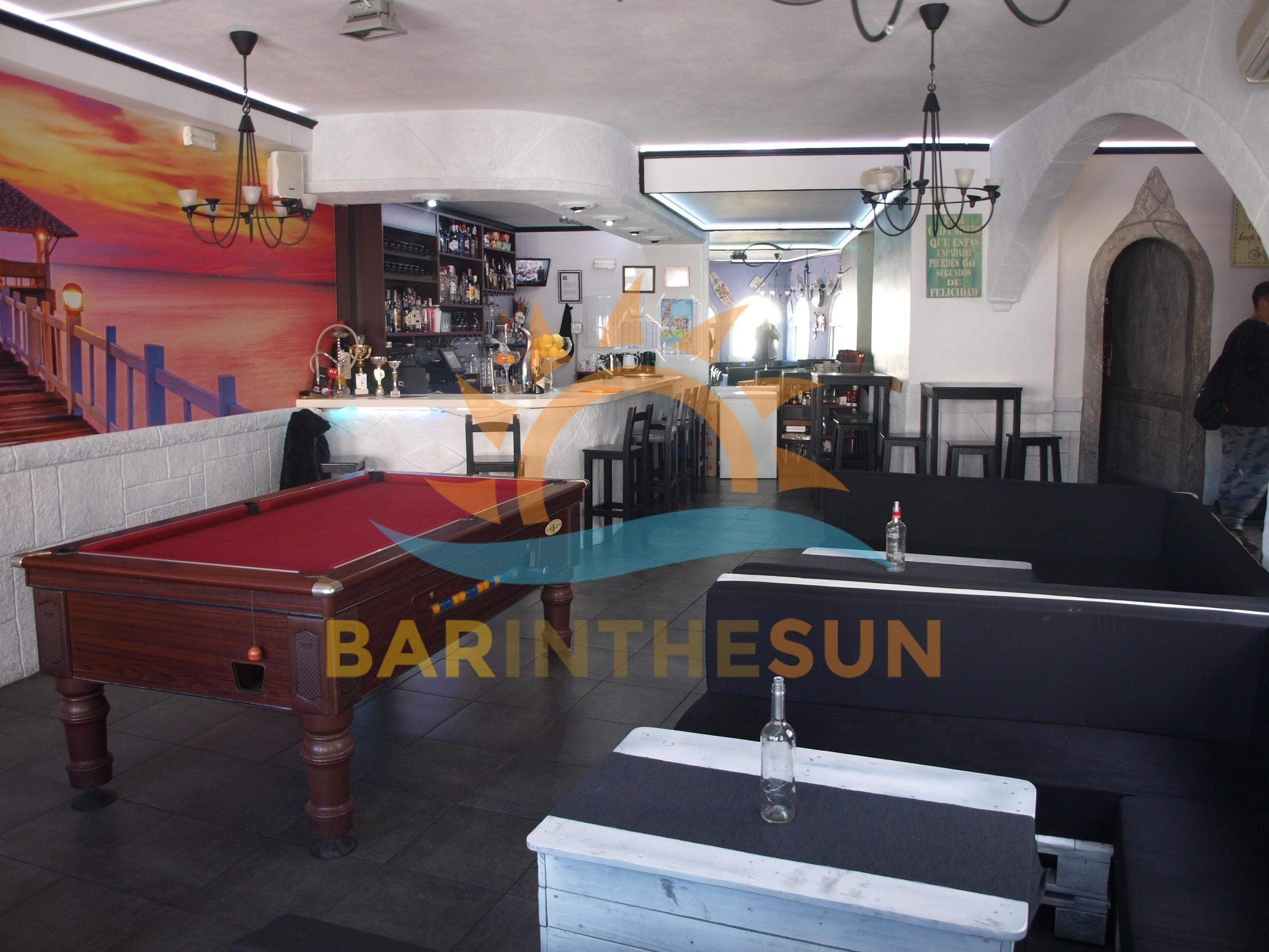 Bar Restaurants For Sale in Mijas Pueblo on The Costa Del Sol in Spain