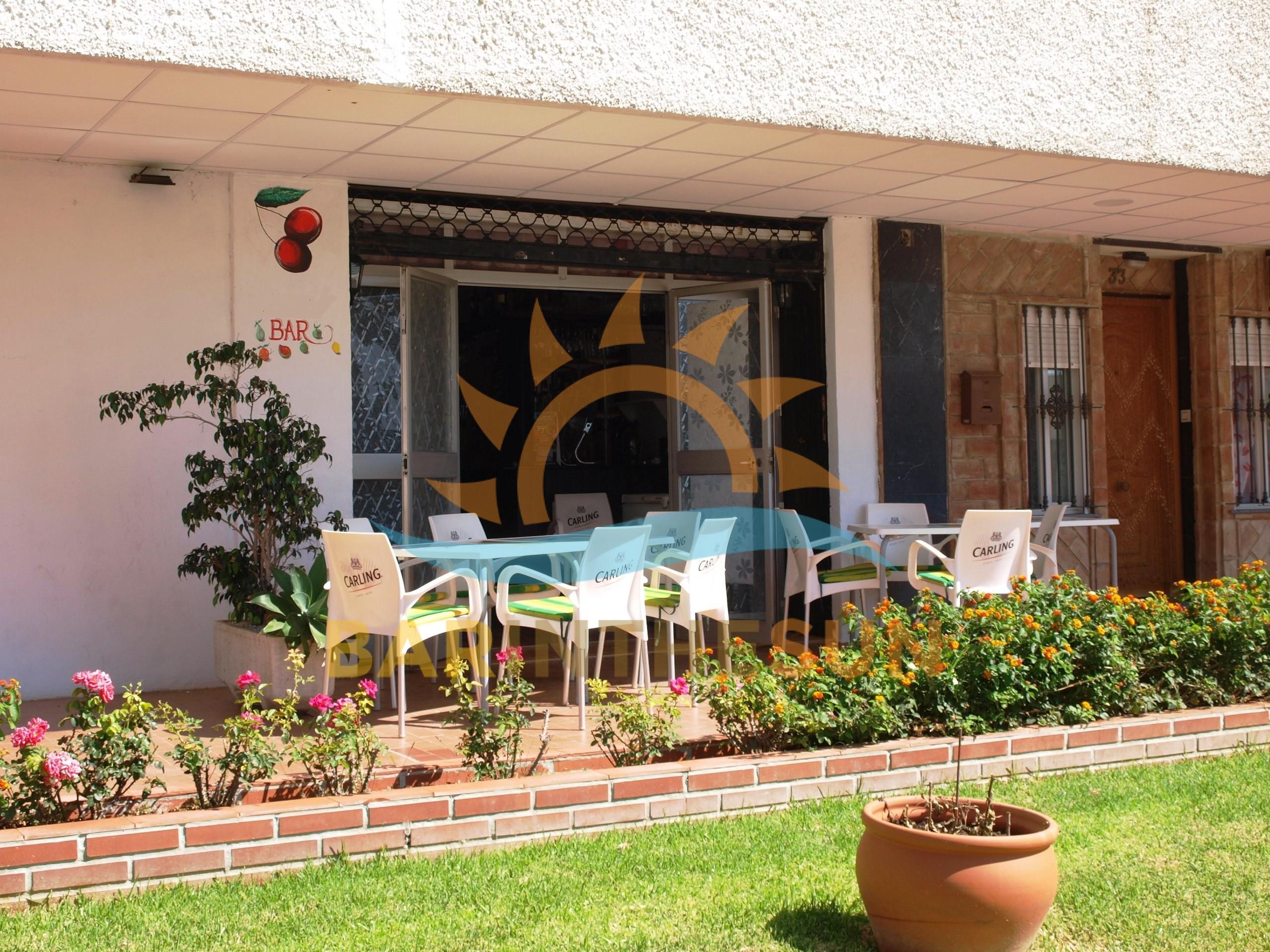 Drinks Bars For Sale in Benalmadena on The Costa del Sol in Spain