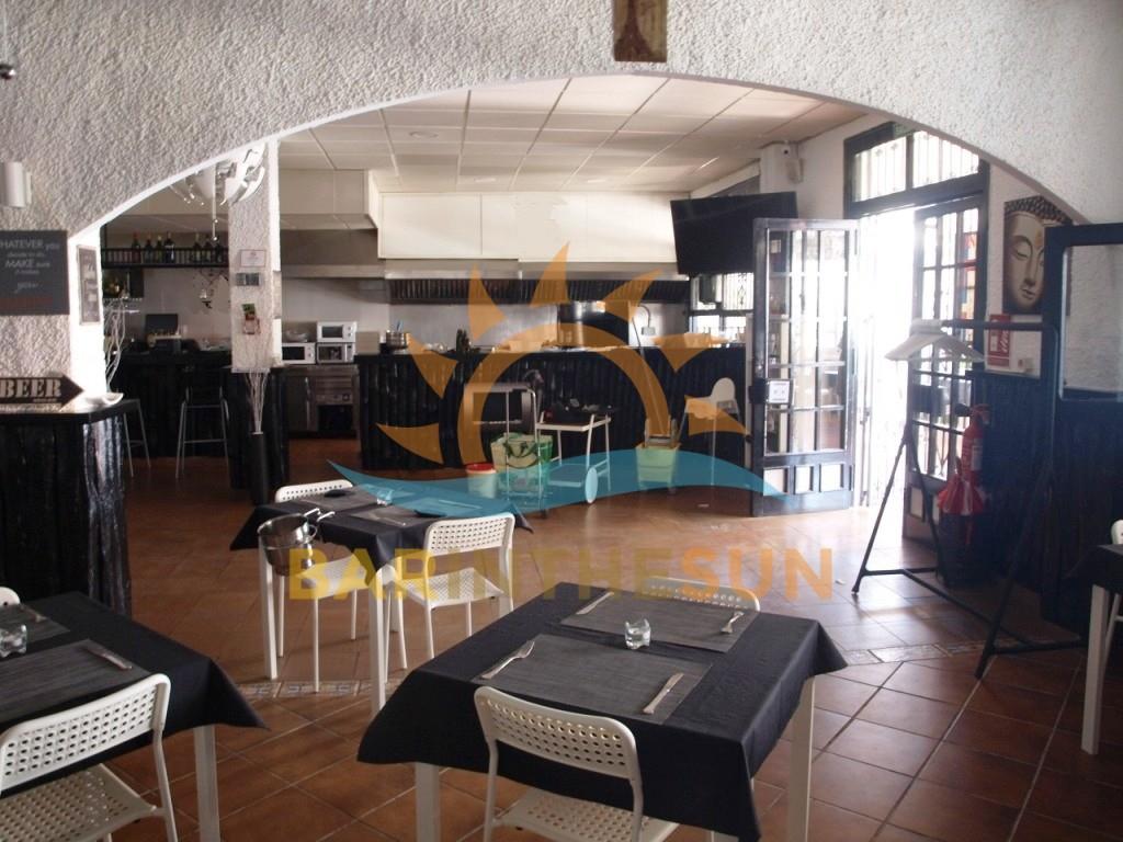 Bar Restaurants For Sale in Torremolinos on The Costa del Sol