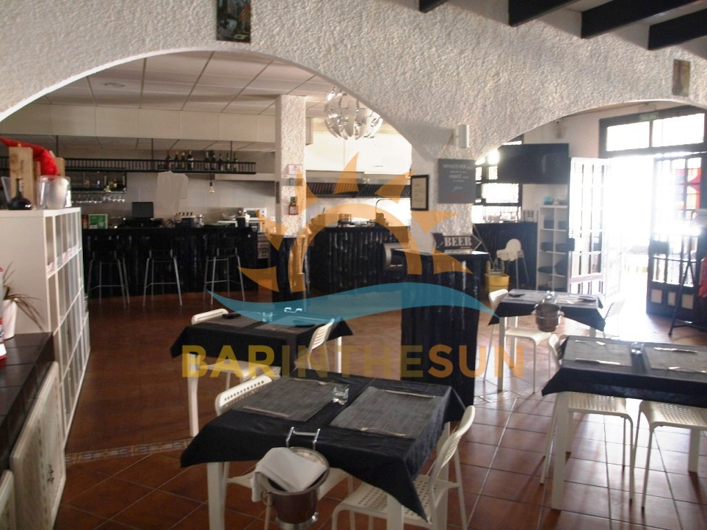 Freehold Bar Restaurants For Sale in Torremolinos on The Costa Del Sol