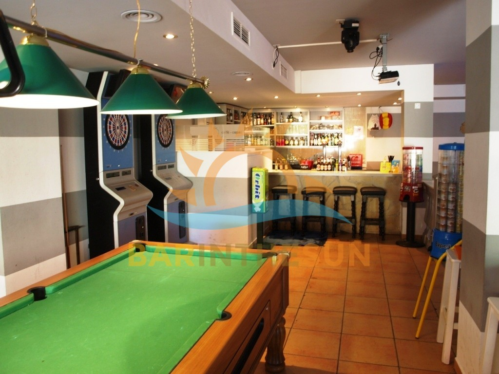 Lounge Sports Bar Businesses For Sale on The Costa del Sol in Spain