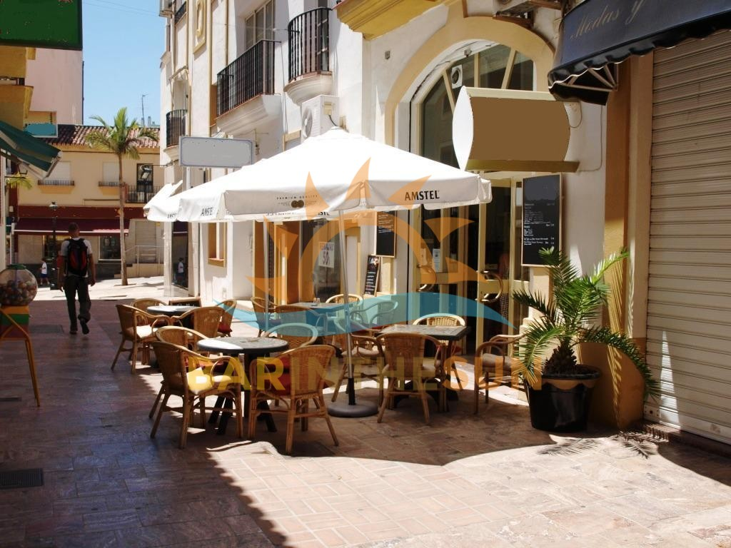 Freehold Drinks Bar For Sale in Arroyo De La Miel on The Costa del Sol