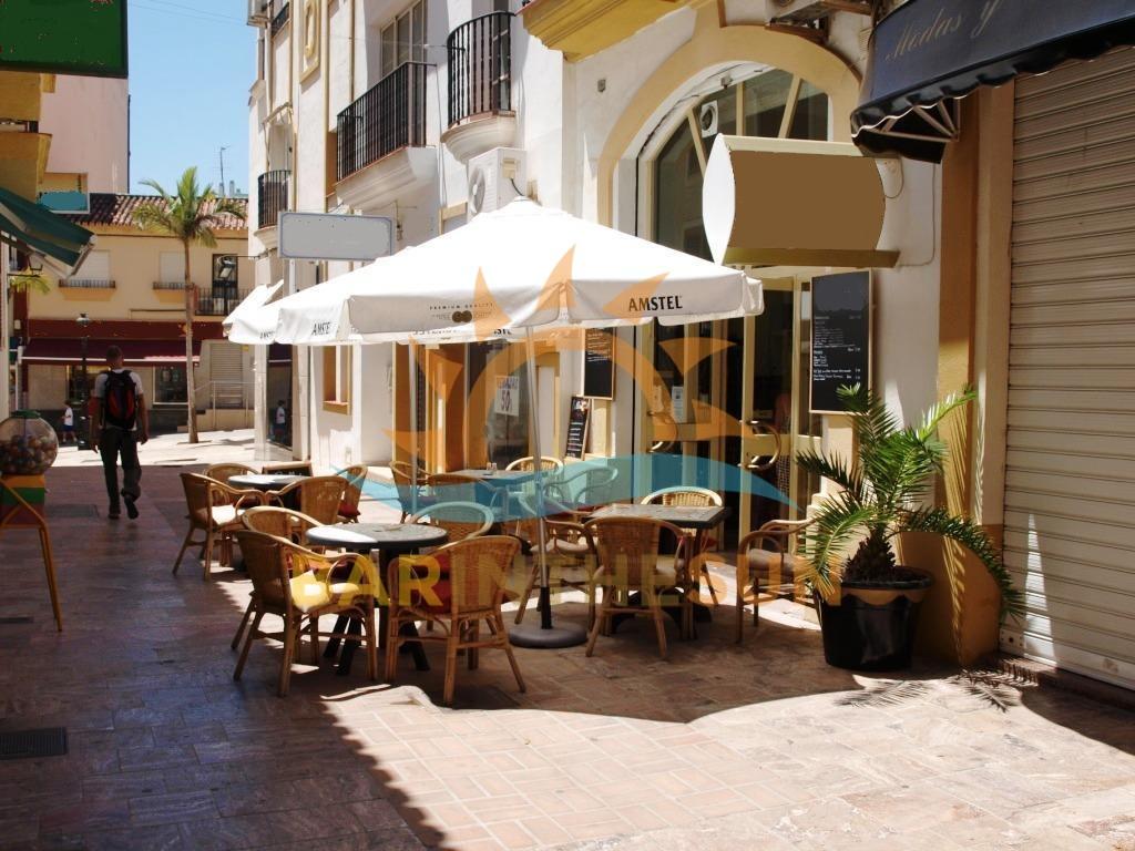 Freehold Drinks Bar For Sale in Arroyo De La Miel on The Costa del Sol