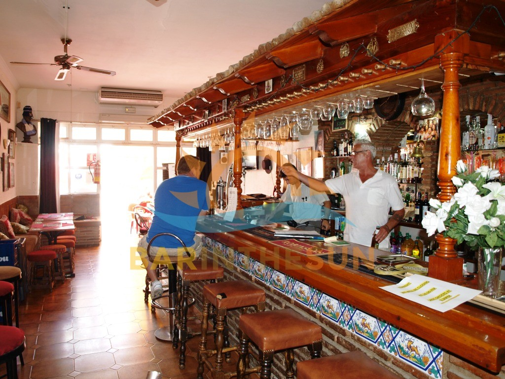 Long Established Successfully Run Arroyo De La Miel Cafe Bar For Sale