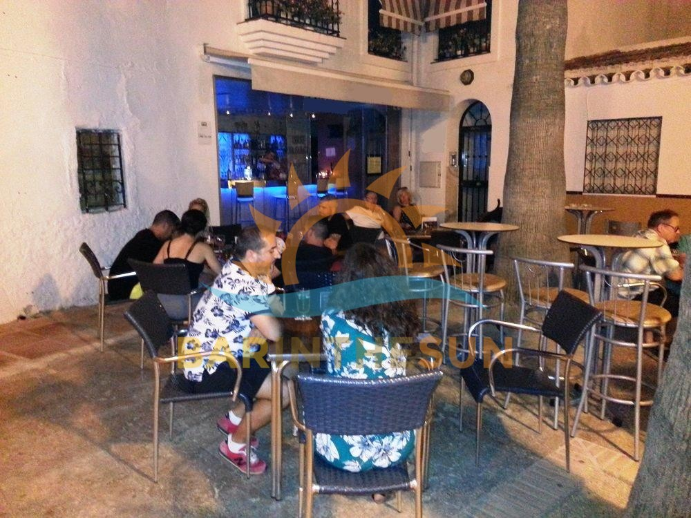 €275,000 – Drinks Bar in Benalmadena – Ref AR1316