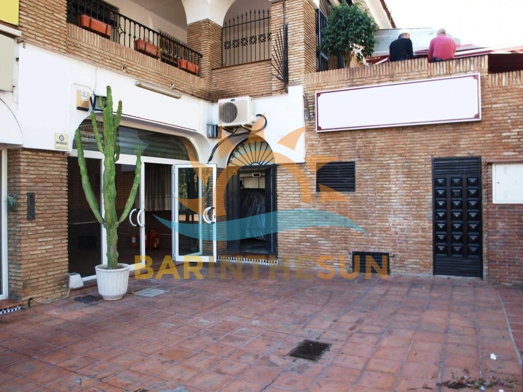 Freehold Cafe Bar Businesses For Sale in Arroyo de la Miel Costa del Sol