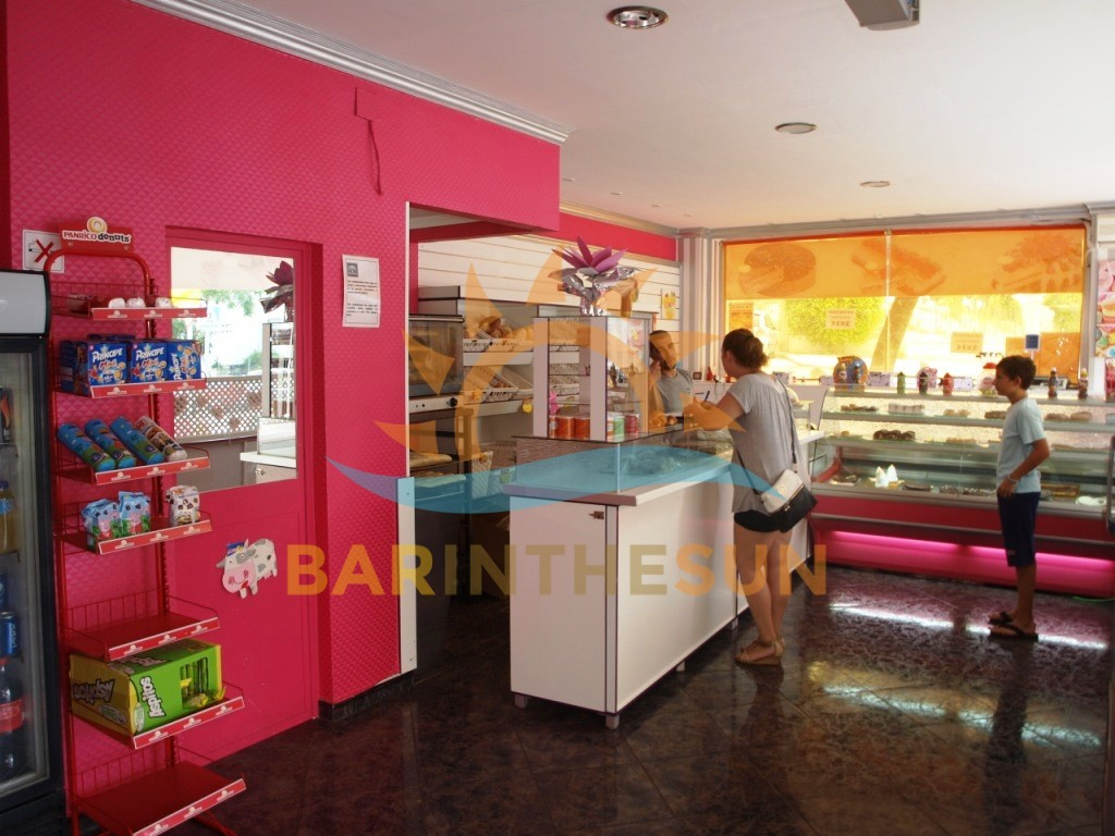 Bakery Deli Shops For Sale Costa Del Sol, Businesses For Sale in Spain
