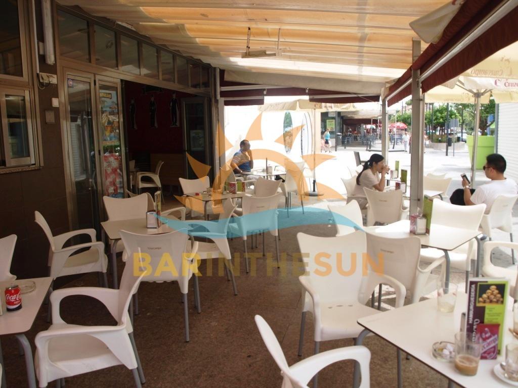 Arroyo de la Miel Cafe Bars For Sale, Benalmadena Costa Bars For Sale