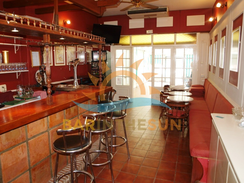 €115,000 – Cafe Bars in Benalmadena – Ref BM1055