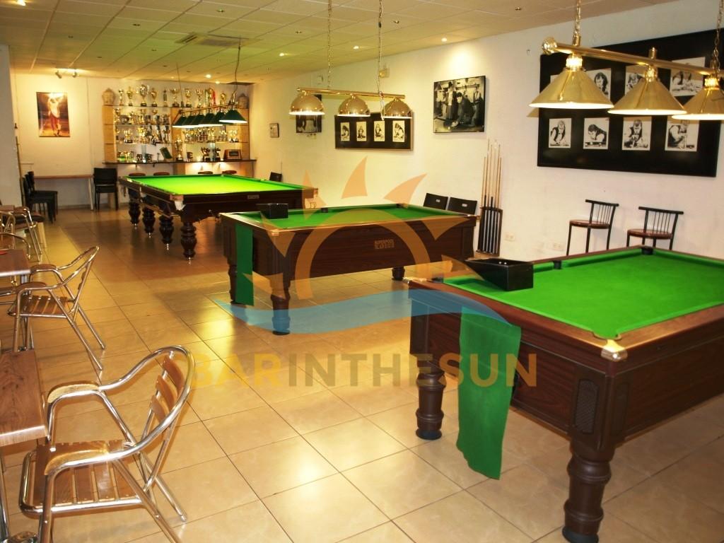 €245,000 – Snooker & Pool Clubs in Benalmadena – Ref BM1161