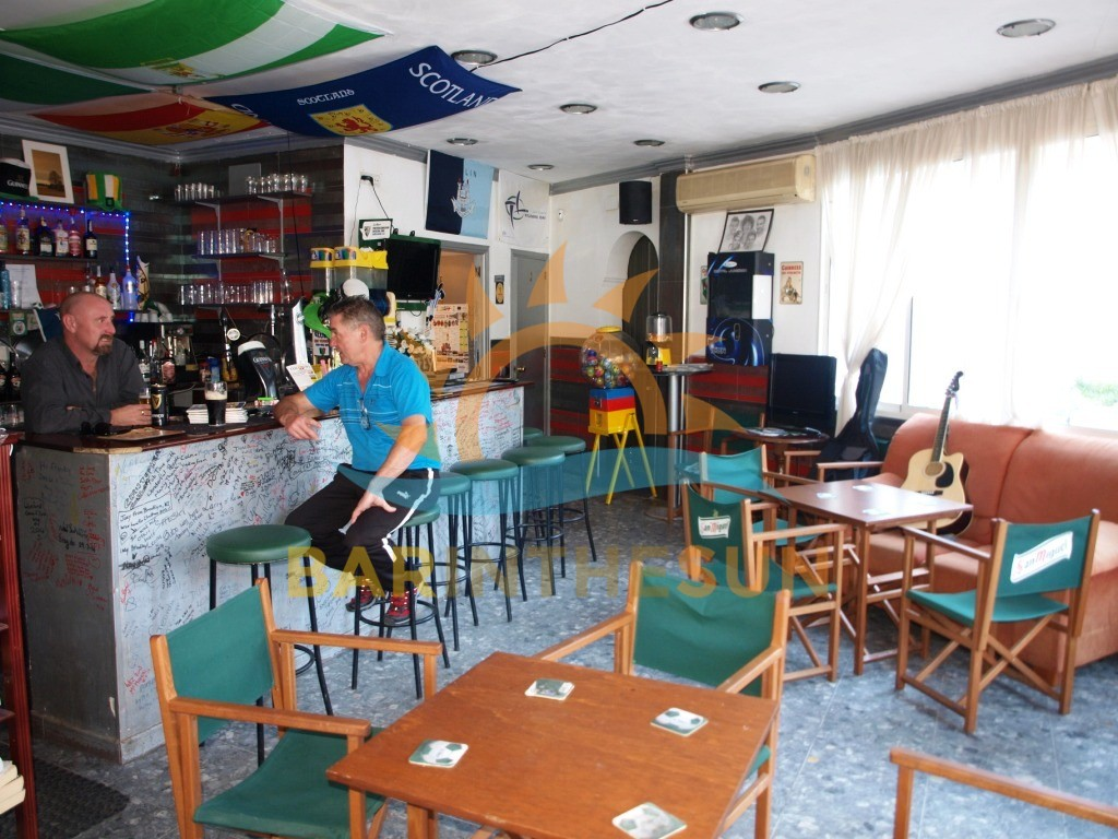 €99,950 – Cafe Bars in Benalmadena – Ref BM1134
