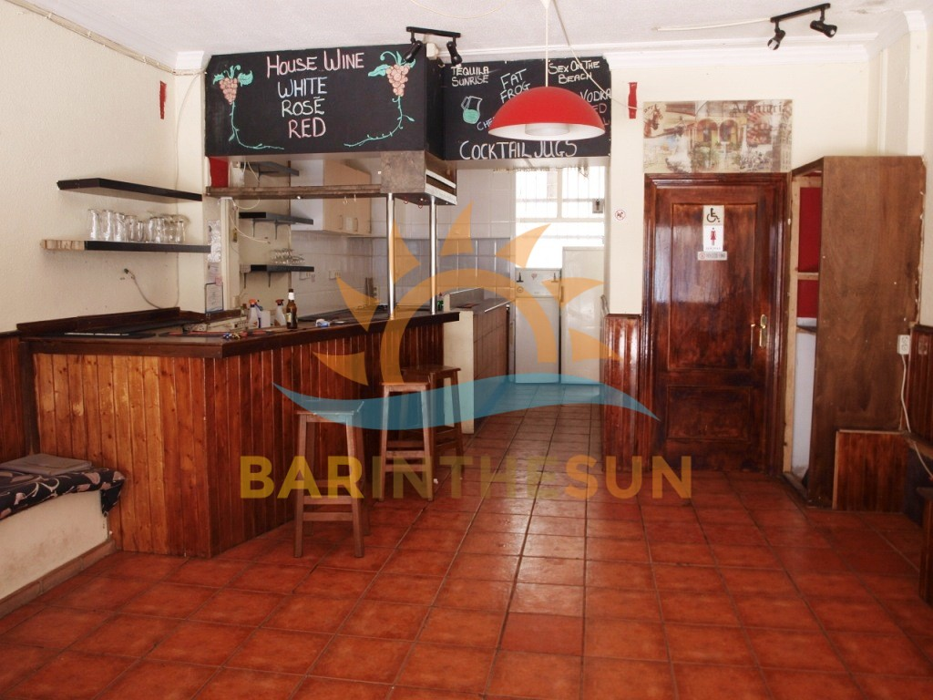 Freehold Bars For Sale in Benalmadena on The Costa Del Sol