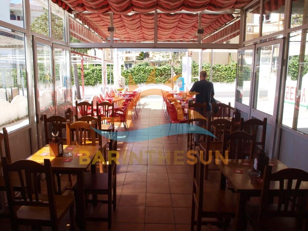 Freehold Cafe Bars For Sale in Benalmadena, Freehold Bars For Sale in Spain