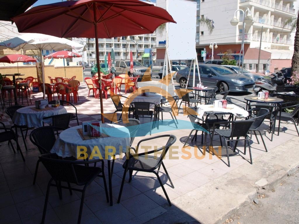 Freehold Cafe Bars For Sale Costa del Sol, Freehold Bars For Sale in Spain