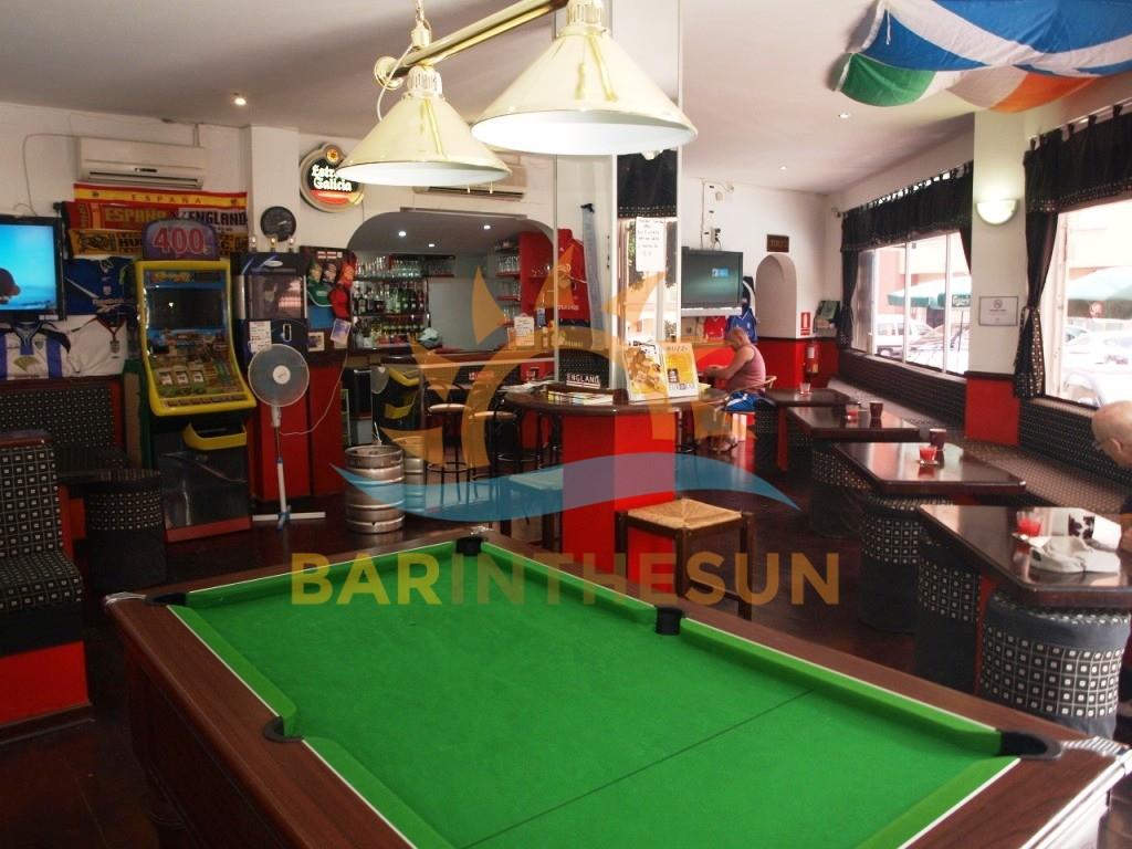 €21,950 – Cafe Bars in Benalmadena – Ref BM1647