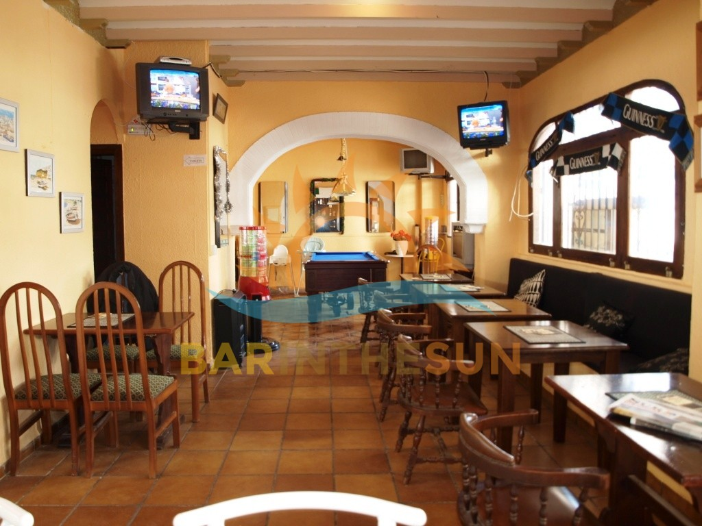 Freehold Cafe Bars Businesses For Sale in Benalmadena, Bars in Spain For Sale