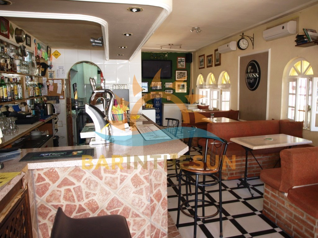 €54,950 – Cafe Bars in Benalmadena – Ref BM2248