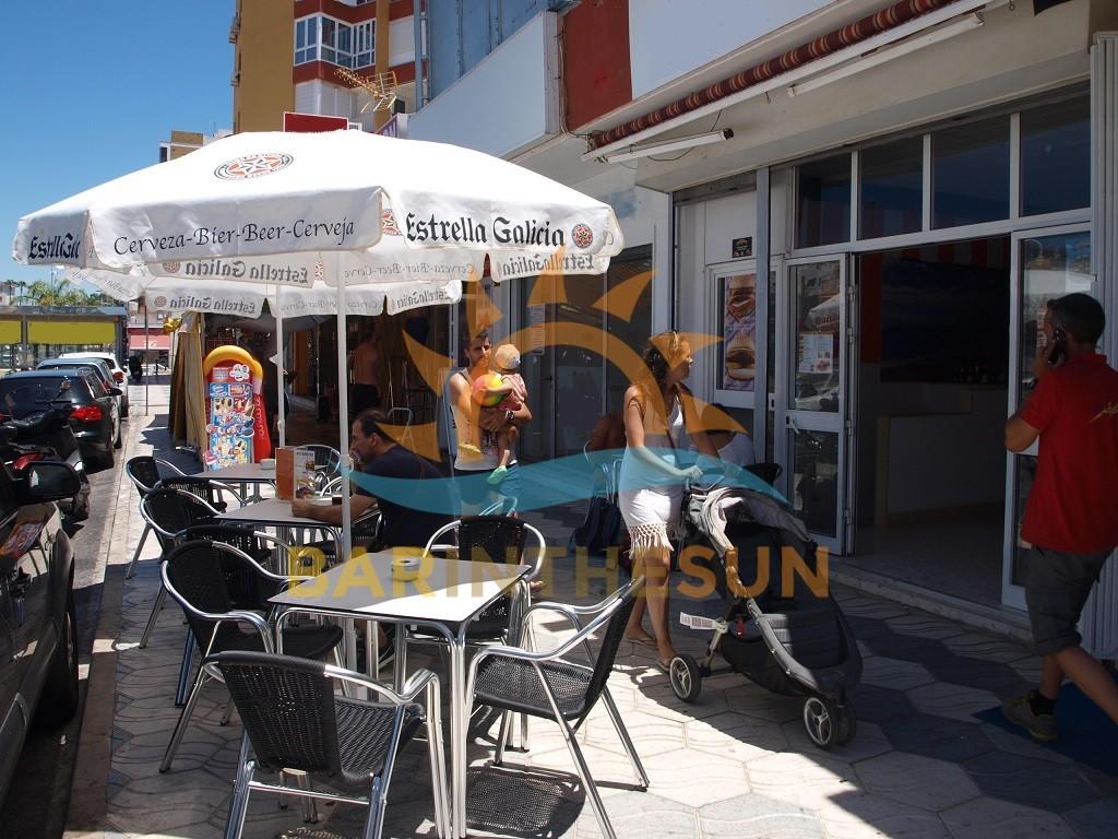 €19,950 – Takeaway Fast Food Bars in Benalmadena – Ref BM2327
