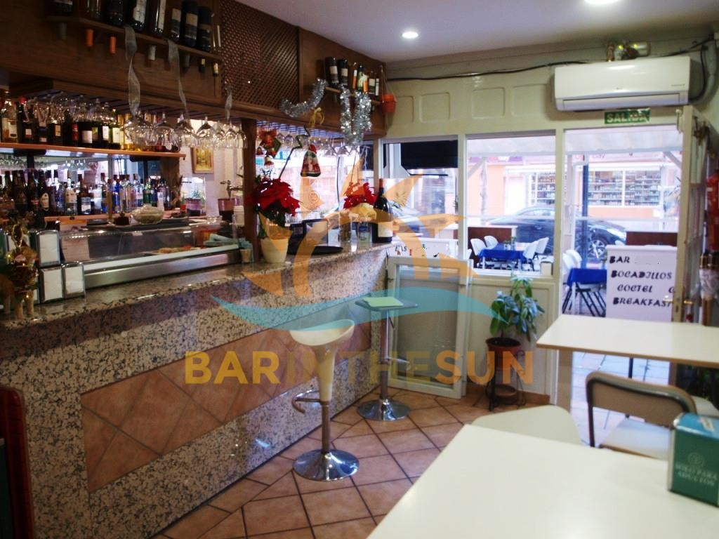 €39,950 – Cafe Bars in Fuengirola – Ref F1073