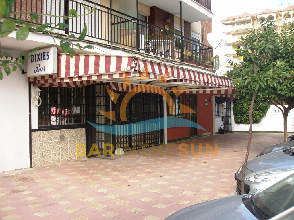 Freehold Cafeteria Bars For Sale in Fuengirola on The Costa del Sol
