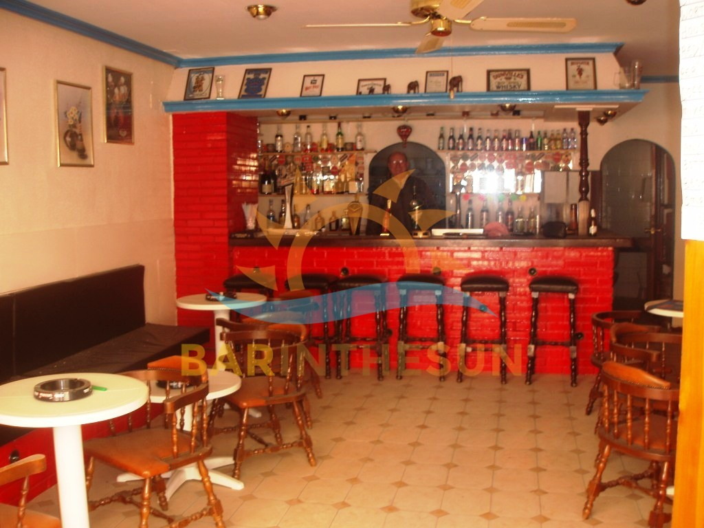 Cafe Bars For Sale in Fuengirola Spain, Businesses For Sale in Spain