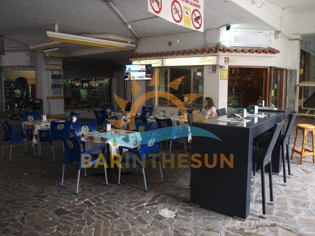 Cafe Bars For Rent in Fuengirola Spain, Rent a Cafe Bar on The Costa Del Sol in Spain
