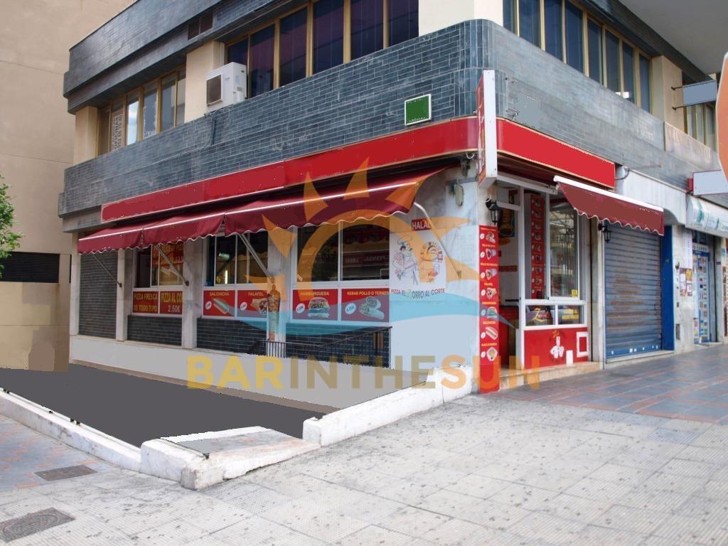 €29,950 – Takeaway Fast Food Bars in Fuengirola – Ref F1725