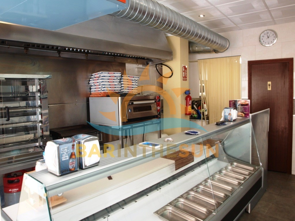 Freehold Takeaway Snack Bar For Sale in Fuengirola on The Costa del Sol