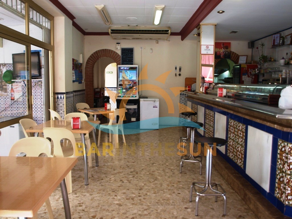 €29,950 – Cafe Bars in Fuengirola – Ref F1766