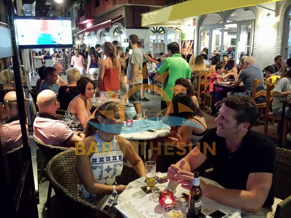 €19,950 – Drinks Bar in Fuengirola – Ref F1767