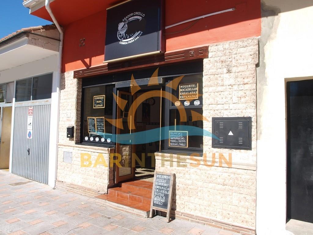 €19,950 – Takeaway Fast Food Bars in Fuengirola – Ref F1298