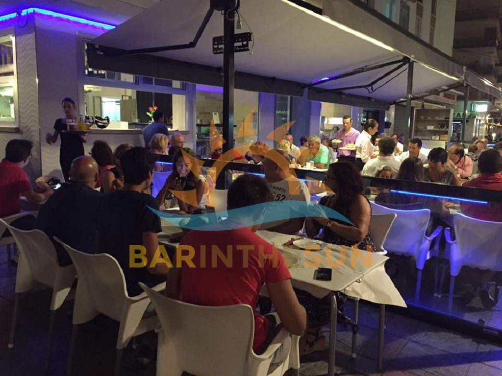 Modern Trendy Cafe Restaurant or Sale in Fuengirola on The Costa Del Sol
