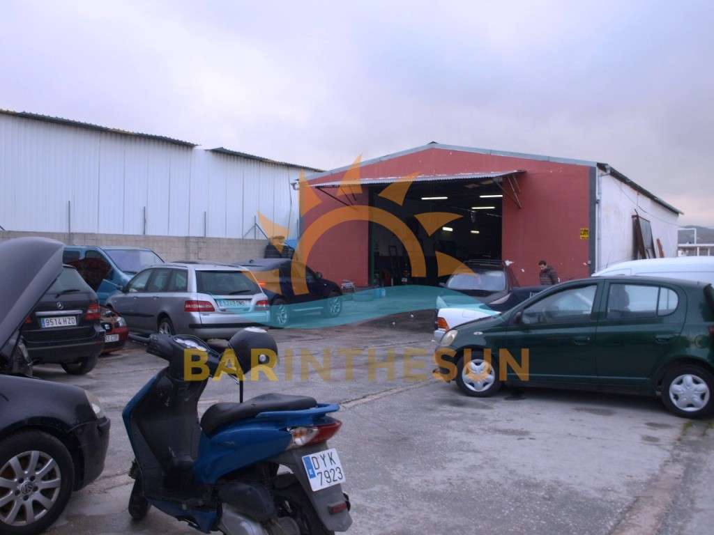 €45,000 – Auto Related Businesses in Fuengirola – Ref F2091