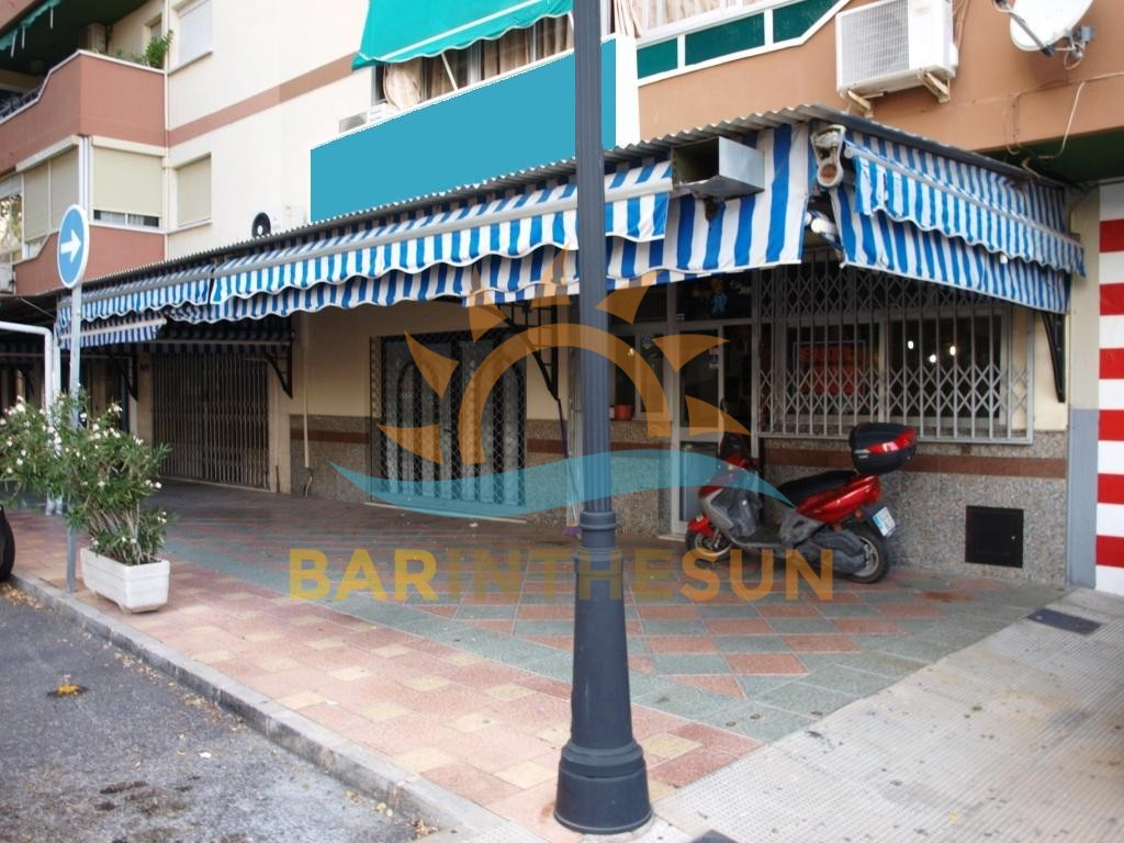 €14,950 – Bar-Restaurants in Fuengirola – Ref F2117